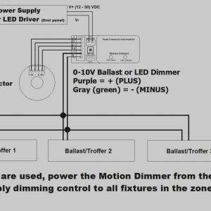 0 10v Dimming Ballast Wiring Diagram - 25 Latest Wiring Diagram for Led Dimmer with Lights Besides 0 10 Volt Dimming Diagrams 20e