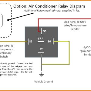 12 Volt Relay Wiring Diagram - Hvac Fan Relay Wiring Diagram Download Wiring Fan Relay Hvac Diagram Radiantmoons Me Outstanding 20 Download Wiring Diagram 14j