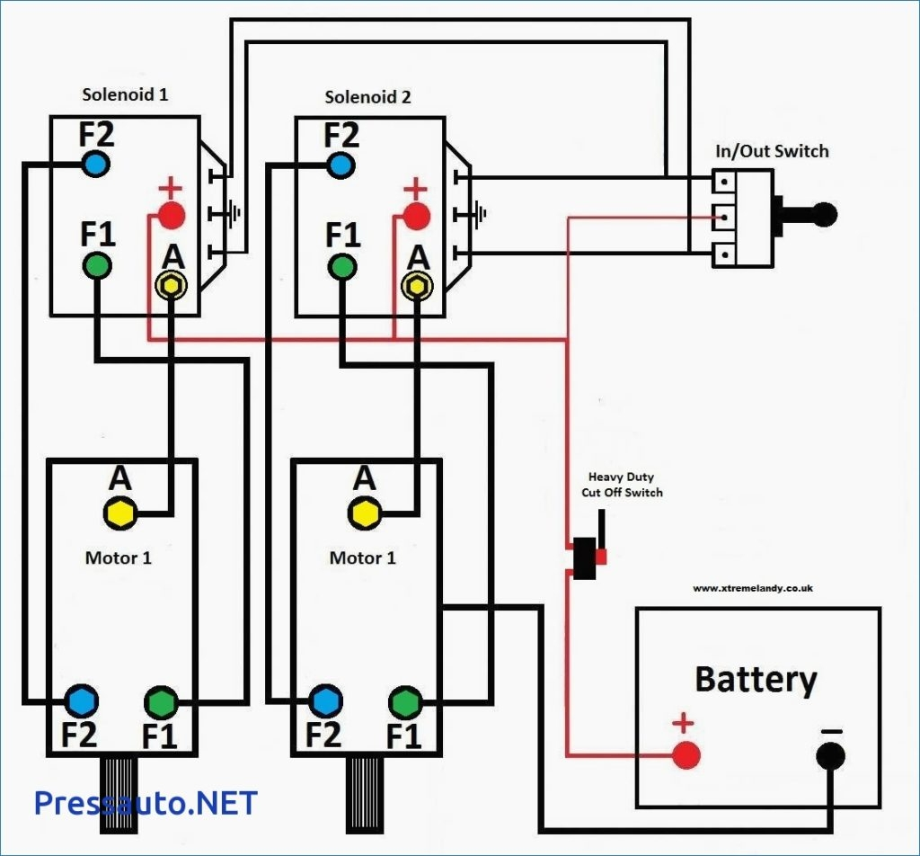 12 Volt solenoid Wiring Diagram - 12 Volt solenoid Wiring Diagram Download Winch Relay Wiring Diagram New Winch solenoid Wiring Diagram 19o