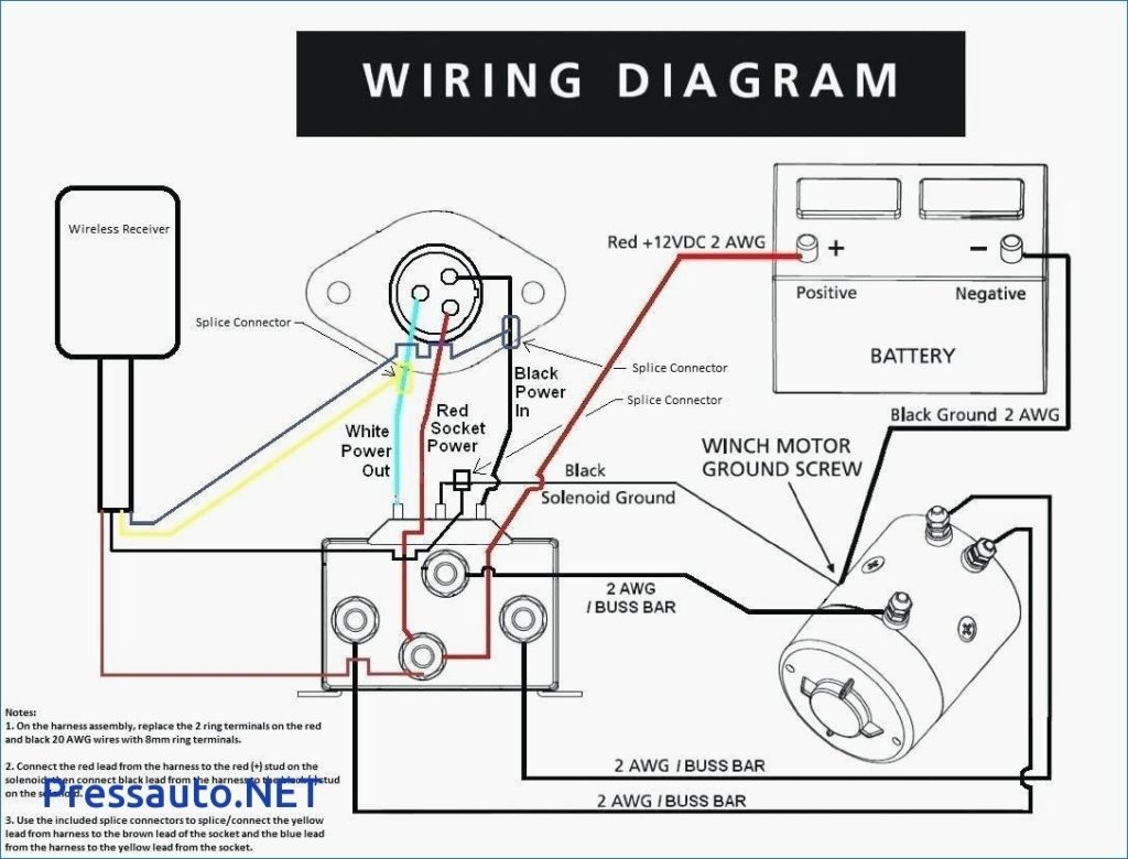 12 volt solenoid wiring diagram Collection-Winch Solenoid Wiring Diagram 12 Volt For Boat How Wire A Trailer Good By 7-d