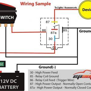 120 Volt Relay Wiring Diagram - 120 Volt Relay Wiring Diagram Elegant Wiring Diagram for Relays 12 Volt Relay Carlplant Likeness 20m