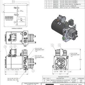 12v Hydraulic Pump Wiring Diagram - Nice 12 Volt Hydraulic Pump Wiring Diagram Model Electrical 1n