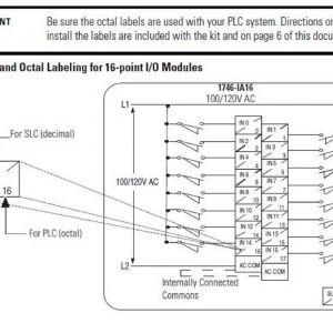 1746 Ib16 Wiring Diagram - 1756 Ia16 Wiring Diagram Kwikpik Me Inside 12f