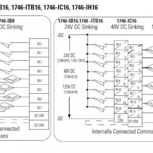 1746 Ib16 Wiring Diagram - 24v Dc Good V Dc Motor with 24v Dc Acdc and Dcdc Converters with Allen 1746 Ox8 Wiring Diagram New 2003 20g