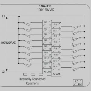 1746 Ow16 Wiring Diagram - Wonderful 1756 Ia16 Wiring Diagram Get Free Iv Conversion Module Allen Bradley 1746 Ib16 Slc500 6s