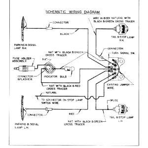 1955 Chevy Turn Signal Wiring Diagram | Free Wiring Diagram