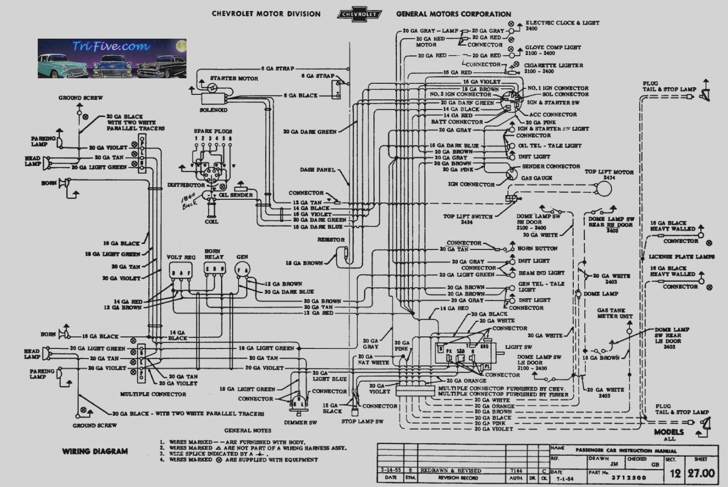 combination switch receptacle wiring diagram for light and switch 1955 chevy turn signal wiring diagram | free wiring diagram