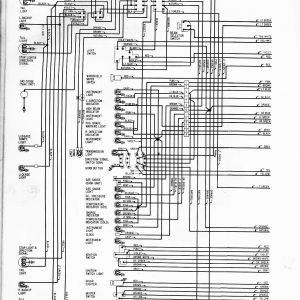 1964 Chevy Impala Wiring Diagram - 1963 V8 Biscayne Belair Impala Left 1o