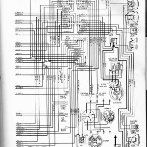 1964 Chevy Impala Wiring Diagram - 1963 V8 Biscayne Belair Impala Right 5n