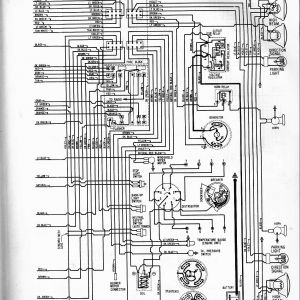 1965 Chevy Truck Wiring Diagram - 1962 V8 Biscayne Belair Impala Right 16g