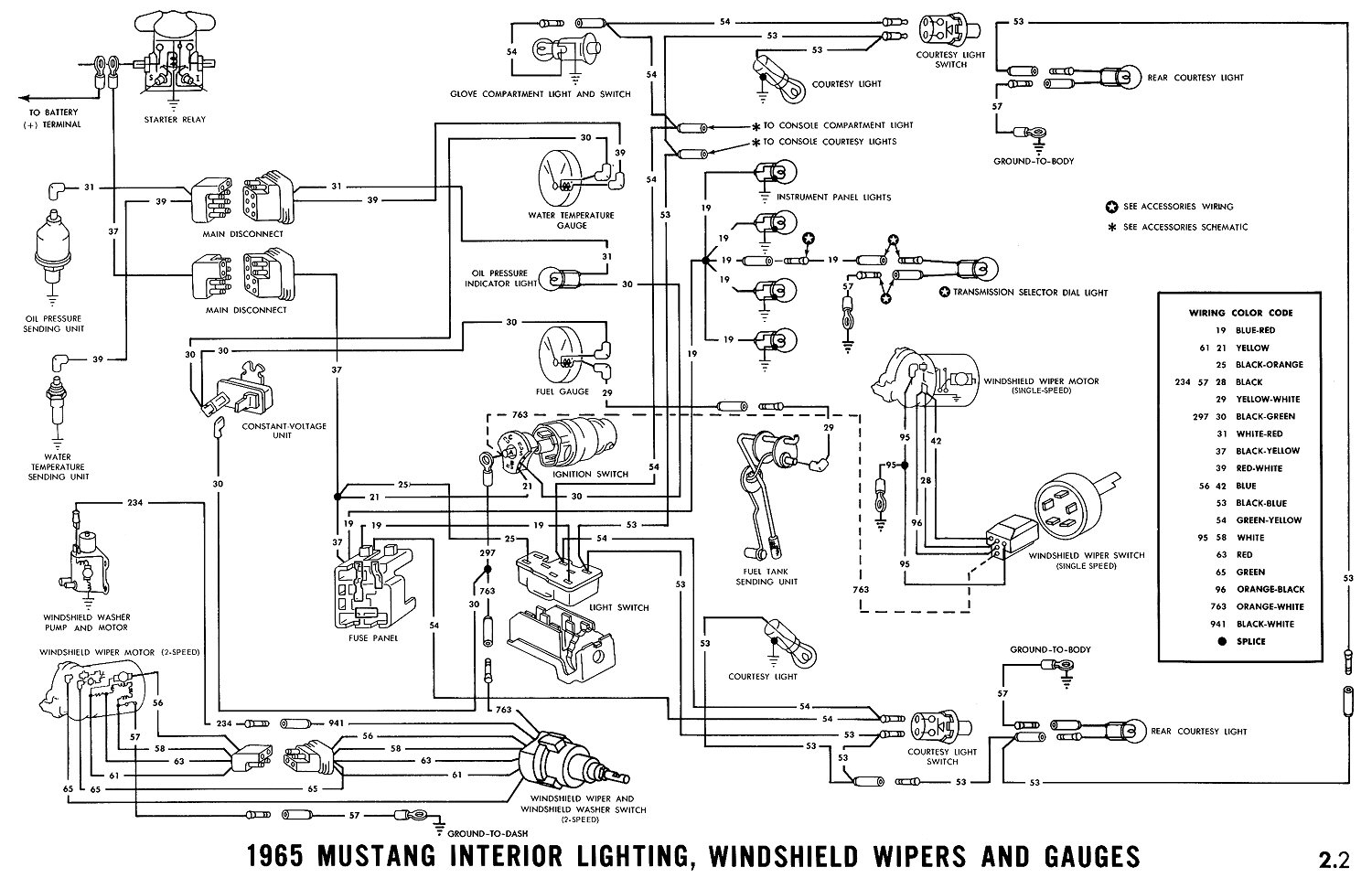 1965 ford mustang wiring diagram Collection-1965g With 1966 Mustang Wiring Diagram 20-m
