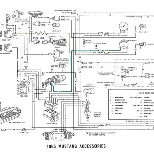 1965 ford Mustang Wiring Diagram - Wiring Diagram Tech Rp3 1965 ford Mustang Accessories Throughout 65 12n