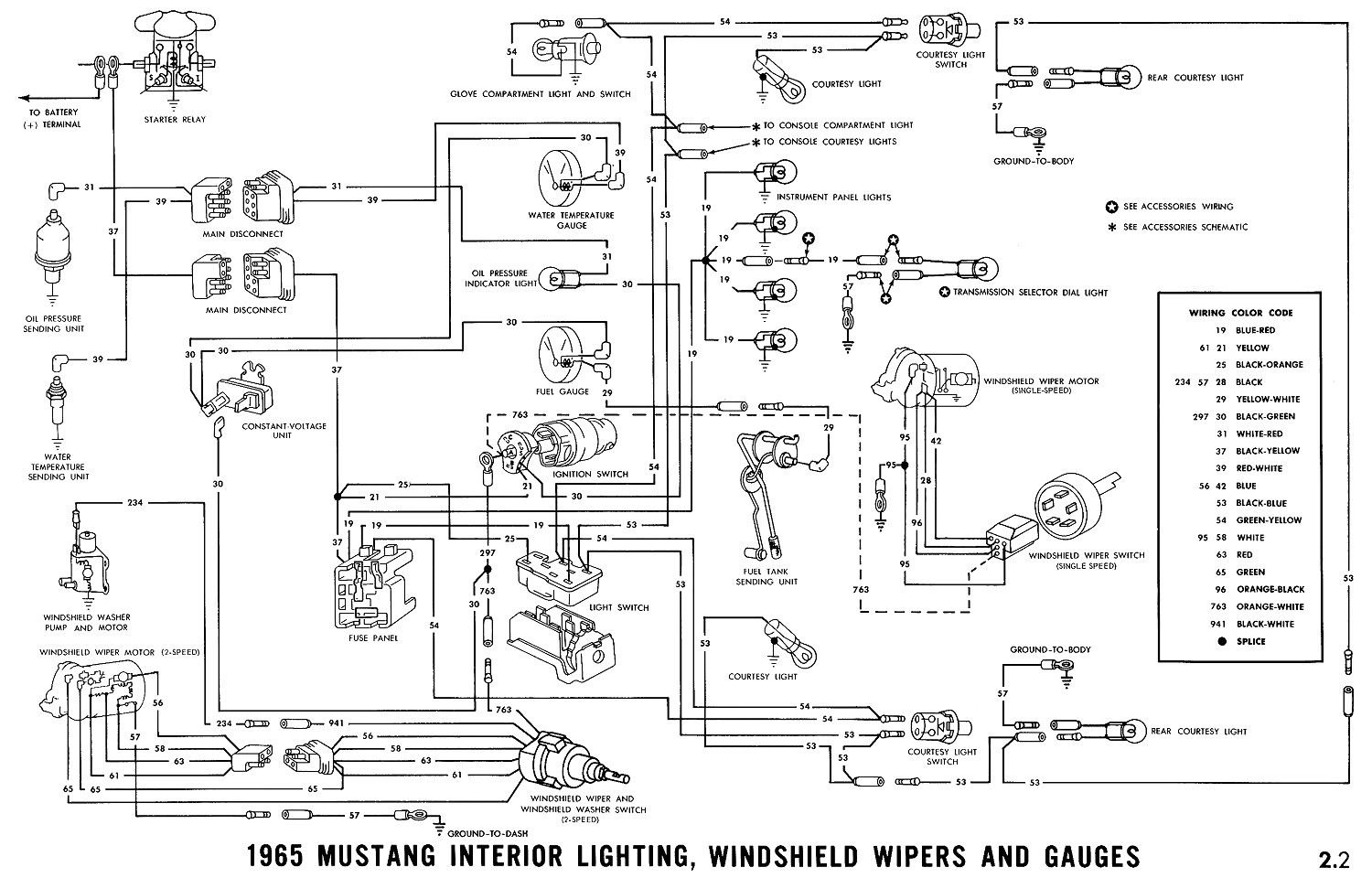 1965 mustang ignition switch wiring diagram - 1965 mustang ignition wiring  diagram 1967 mustang wiring diagram
