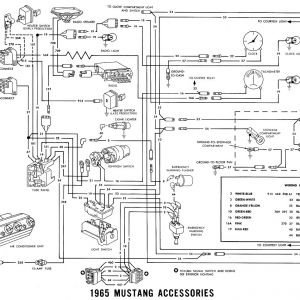 1965 Mustang Ignition Wiring Diagram - 1965 Mustang Ignition Wiring Diagram 1965i Random 2 1965 Mustang Wiring Diagram 1q 10g