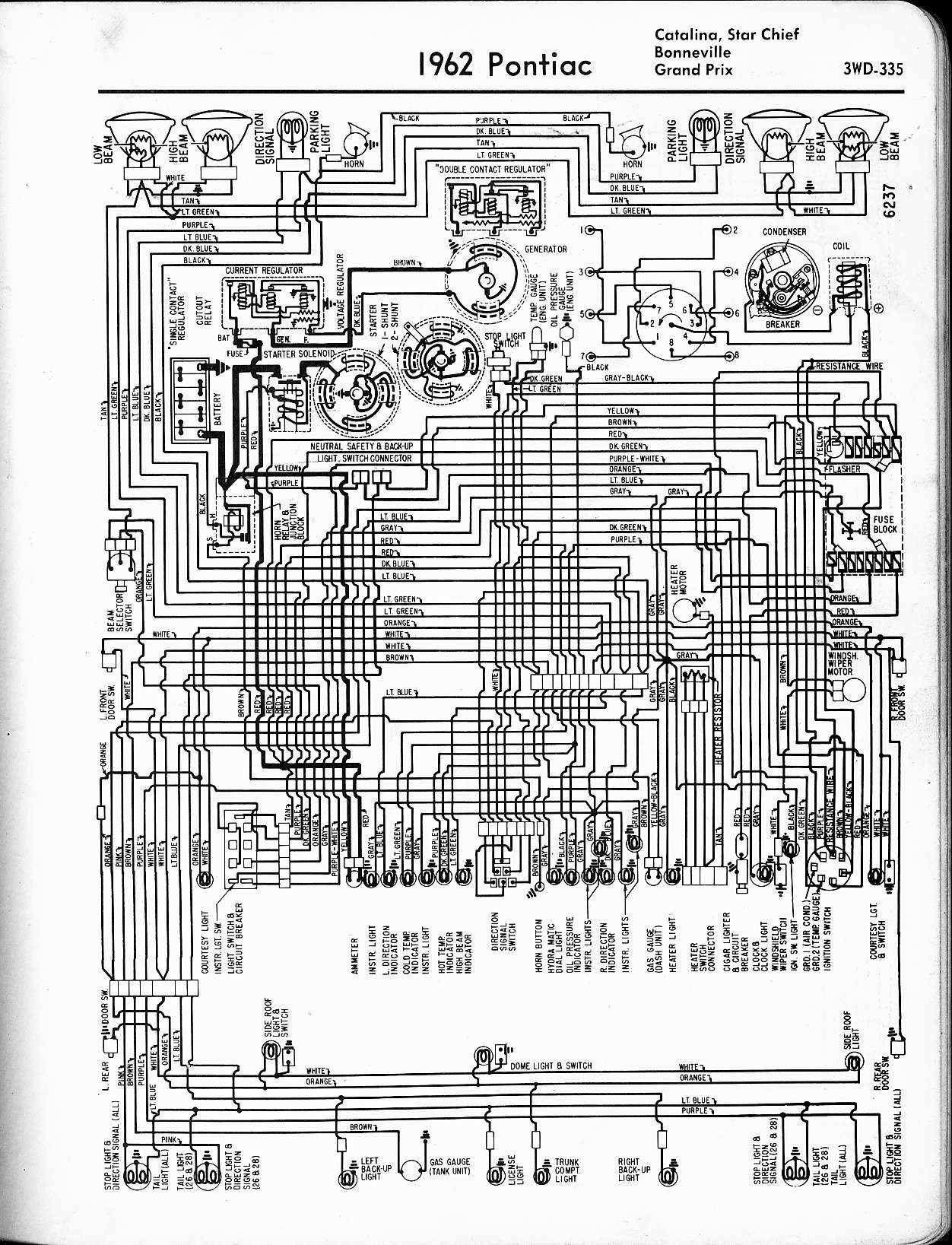 1967 Firebird Wiring Diagram Free 1968 Schematics