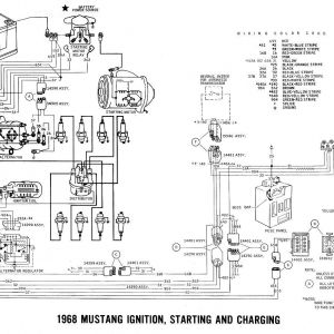 1967 Mustang Alternator Wiring Diagram - 1967 Mustang Alternator Wiring Diagram Beautiful Wiring 1967 ford Mustang Alternator Diagrams Starting Pleasing 9d