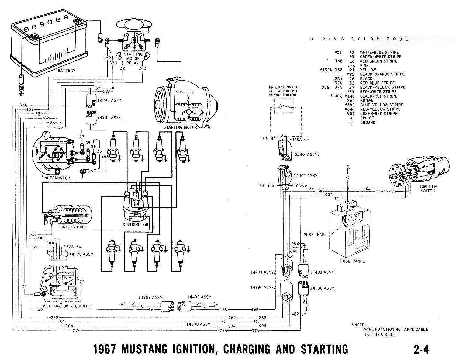 1967 mustang alternator wiring diagram Collection-1967 Mustang Alternator Wiring Diagram Best Wiring 1967 ford Mustang Alternator Diagrams Starting Pleasing 4-n