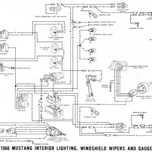 1967 Mustang Wiring Diagram - 1967 Mustang Wiring Diagram Collection 1967 ford Mustang Wiring Diagrams Diagram for 67 17 7b