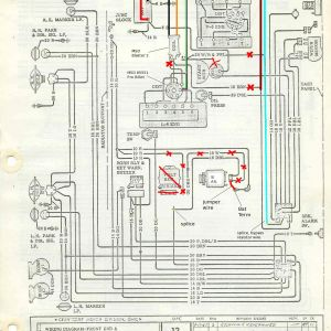 1968 Camaro Wiring Diagram Pdf - 1969 Camaro Wiring Diagram Daigram Also 12i