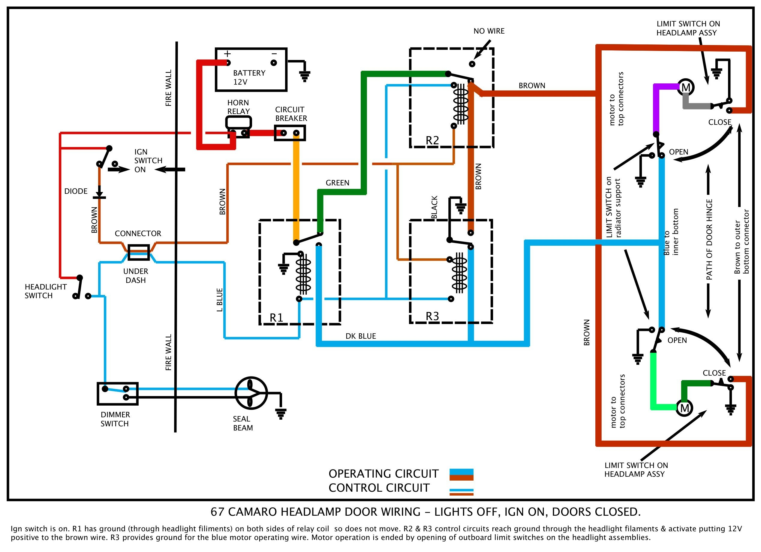 Diagram  1986 Camaro Engine Wiring Diagram Full Version