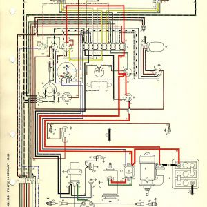 1971 Camaro Wiring Diagram - 1973 Super Beetle Wiring Harness Wiring Diagram Database U2022 Rh Itgenergy Co 1974 Super Beetle Wiring 3d