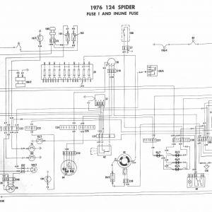 1975 Fiat 124 Spider Wiring Diagram - Fiat 124 Wiring Diagram Collection 1975 Fiat Wiring Diagram Starter Wiring Diagram 1975 Corvette Wiring 7h