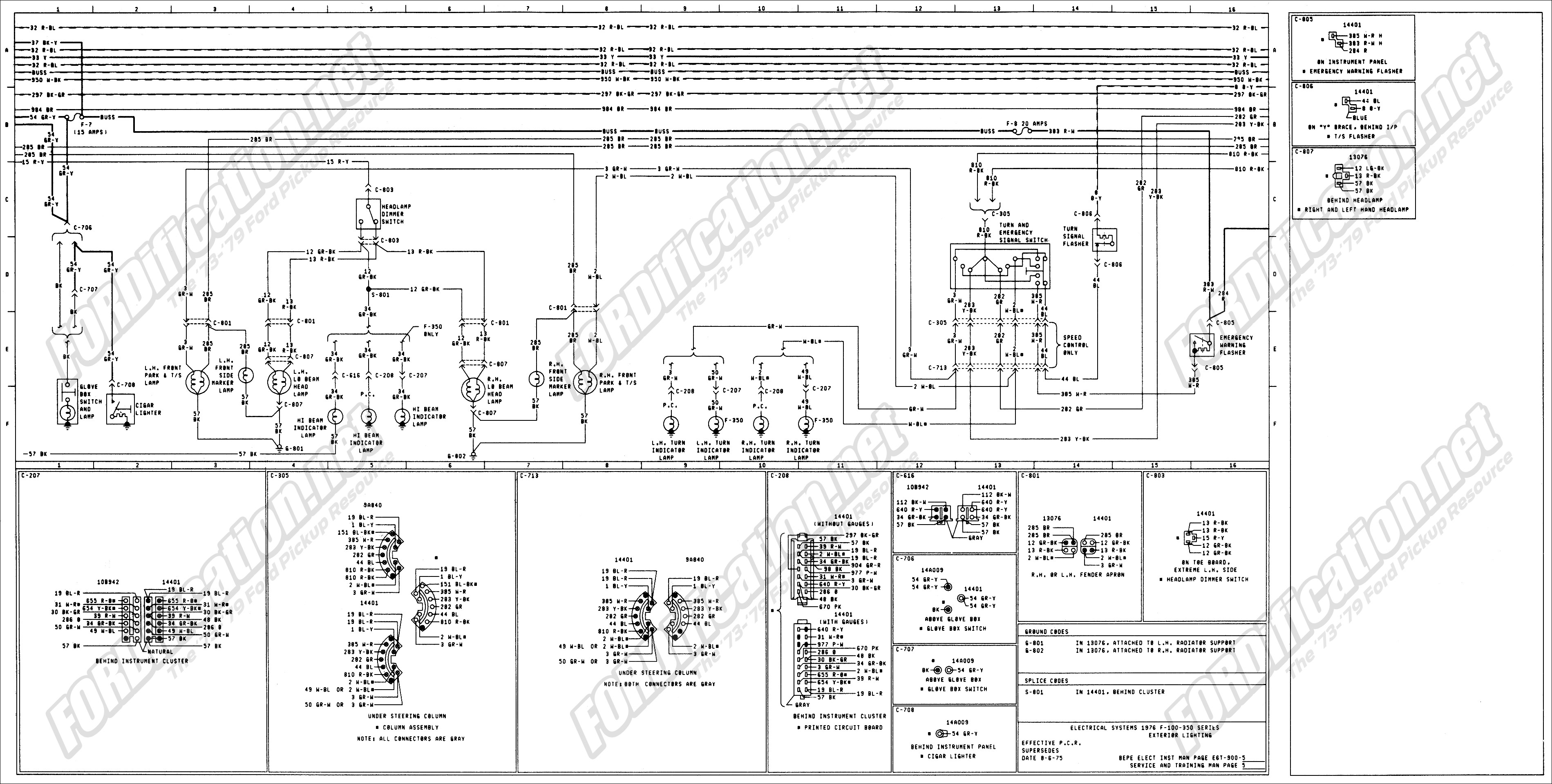 1978 ford truck wiring schematic | free wiring diagram 1977 ford f100 wiring harness 1977 ford f100 wiring diagram of heater