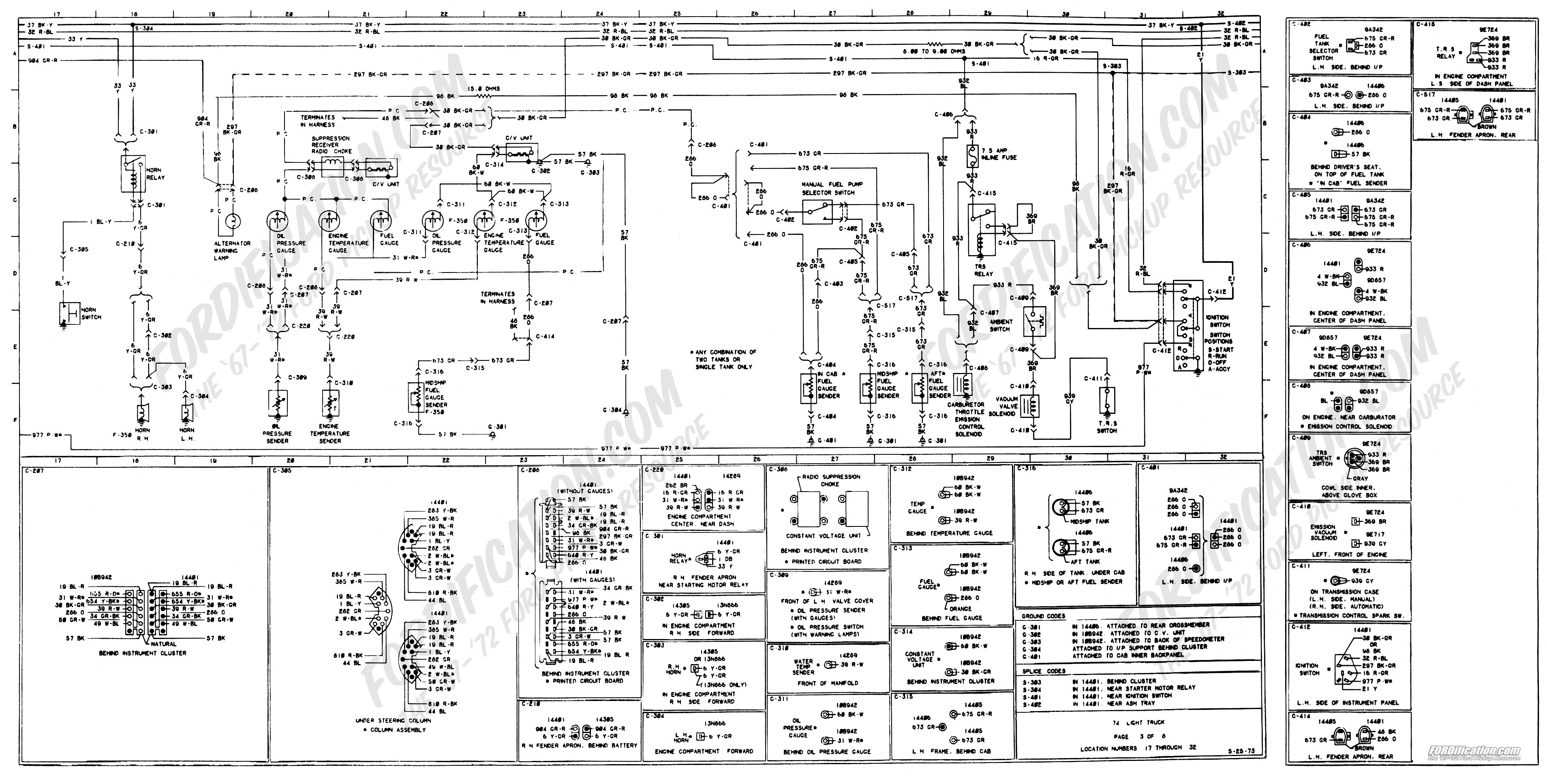 1978 ford truck wiring schematic | free wiring diagram 1977 ford f100 wiring harness