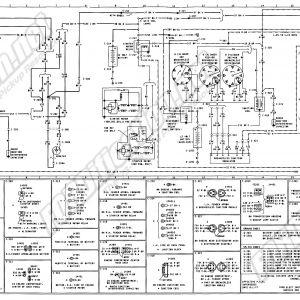 1978 ford Truck Wiring Schematic - Wiring 79master 2of9 14p
