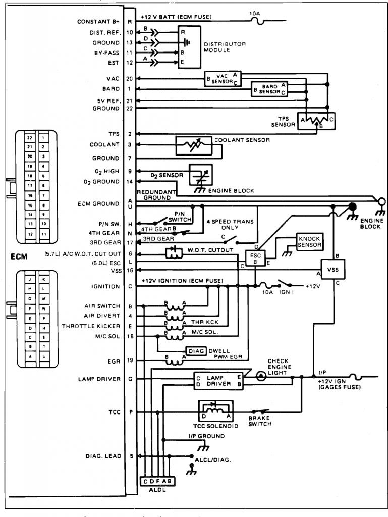 1979 Camaro Wiring Diagram | Free Wiring Diagram
