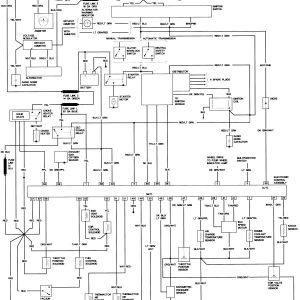1985 ford F150 Wiring Diagram - Bronco Ii Wiring Diagrams 1t