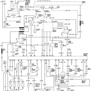 1987 ford F150 Wiring Diagram - Bronco Ii Wiring Diagrams 10c