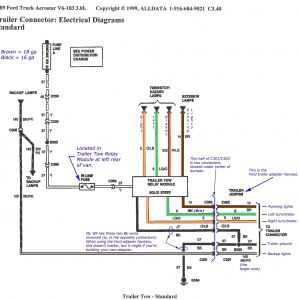 1988 ford F150 Radio Wiring Diagram - 2002 ford F150 Trailer Wiring Diagram ford F350 Trailer Wiring Diagram Download ford Radio Wiring 4g