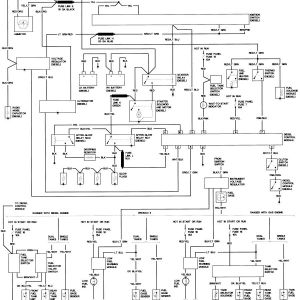 1988 ford F150 Radio Wiring Diagram - Bronco Ii Wiring Diagrams 17h