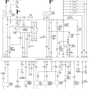 1988 ford F150 Wiring Diagram - 1984 ford F 250 Wiring Diagram Wiring Diagrams 7j