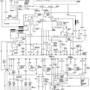1988 ford F150 Wiring Diagram - 1988 ford F150 Wiring Diagram Jpg or 16r