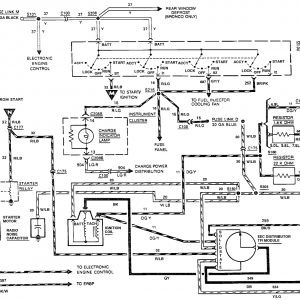 1988 ford f150 wiring diagram 1989 ford f150 ignition wiring diagram | free wiring diagram