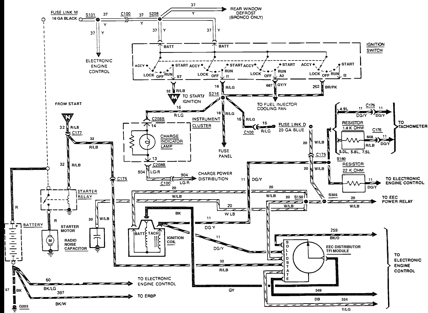 1989 ford f150 ignition wiring diagram Download-1988 ford F150 Ignition Wiring Diagram ford F250 Wiring Diagram Unique Awesome ford 460 Ignition 13-t