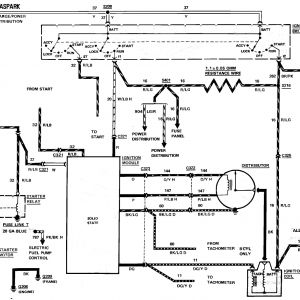 1989 ford F150 Ignition Wiring Diagram - 1989 ford F150 Ignition Wiring Diagram 1984 ford F 250 Electrical Diagram Wiring Diagram \ 16c