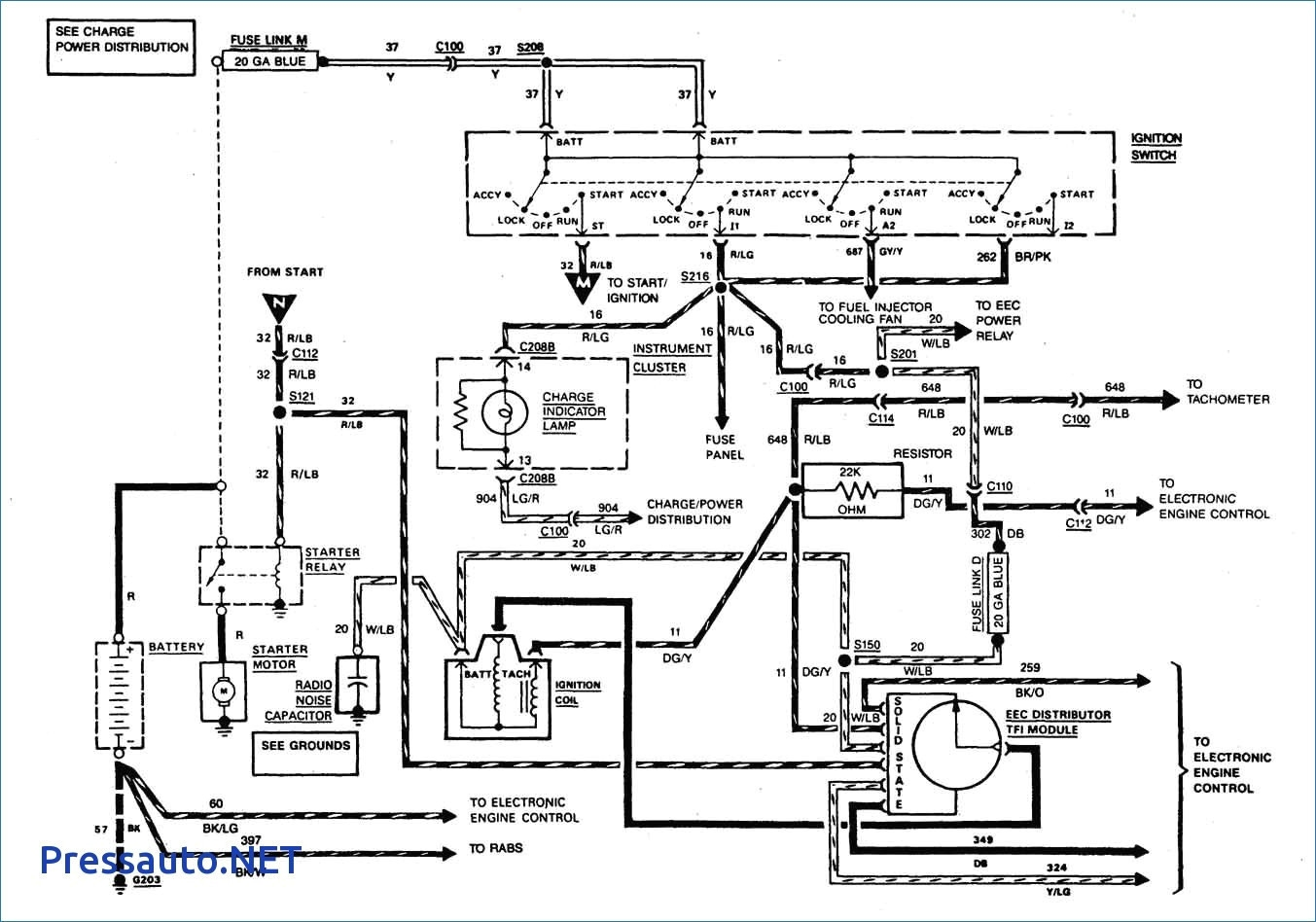 84 ford f 250 ignition wiring diagram ford f 250 ignition wiring