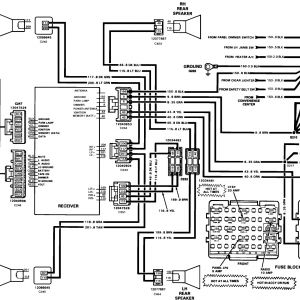 1990 Chevy Silverado Radio Wiring Diagram - 1990 Chevy 2500 Radio Wiring Diagram Wire Center U2022 Rh Silaiwala Co 1990 Chevy Truck Radio 9b