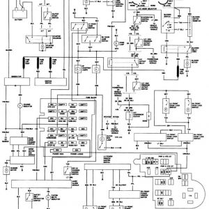 1993 Chevy Silverado Wiring Diagram - New Wiring Diagram for 1993 Chevy S10 Pickup Outstanding 19b