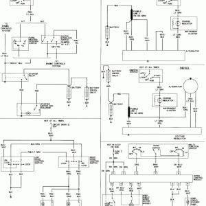 1994 ford F150 Wiring Diagram - 1994 ford F150 Wiring Diagram ford F Engine Wiring Diagram Ignition Diagramf Aod Swap to 16m