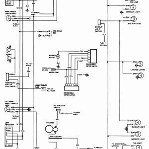 1995 Chevy Silverado Wiring Diagram - 2004 Chevy Silverado Wiring Diagram Unique Chevy Backup Light Wiring 19h