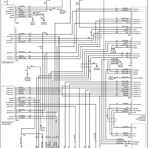 1995 ford Taurus Wiring Diagram - 1995 ford Explorer Stereo Wiring Diagram to Ranger 4 Inside 1994 and Throughout 15a