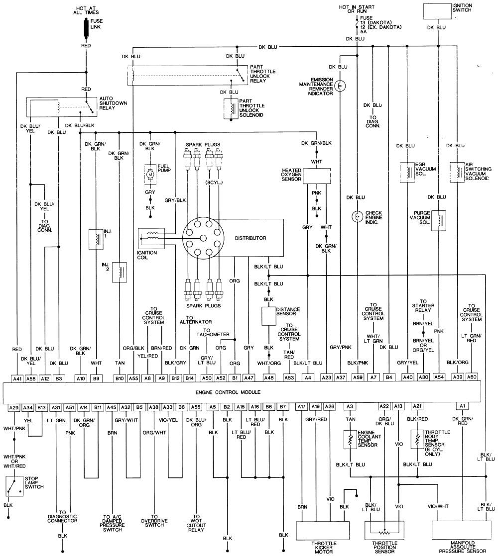 1996 dodge ram 1500 fuel pump wiring diagram - 1996 dodge ram 1500 wiring  diagram wiring