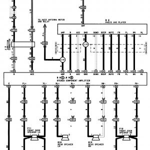 1996 toyota Camry Wiring Diagram - 1996 toyota Camry Wiring Diagram Daigram within Stereo 6 Natebird Me Rh Natebird Me 1996 toyota 16e