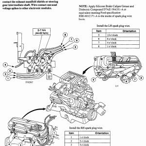1997 ford F150 Spark Plug Wiring Diagram - 1997 ford F150 Spark Plug Wiring Diagram Awesome solved What is the attractive 1997 F150 1l