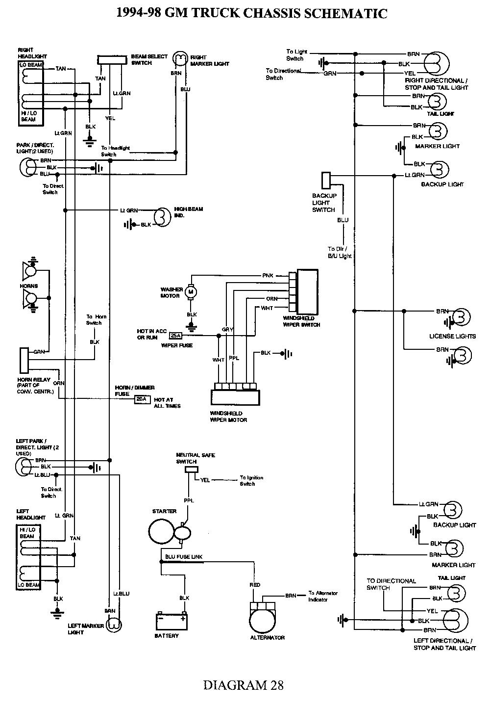 1998 chevy tahoe wiring diagram Download-Repair Guides Wiring Diagrams Wiring Diagrams 1998 Chevy Tahoe Wiring Diagram New Cruise Control & 15-g