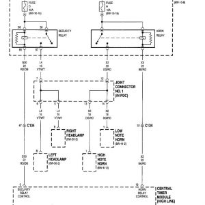 1998    Dodge       Ram       1500       Wiring    Schematic   Free    Wiring       Diagram